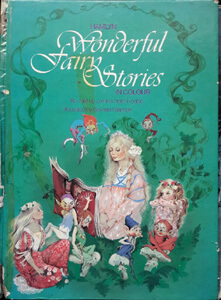 Hamlyn Wonderful Fairy Stories in Colour cover image