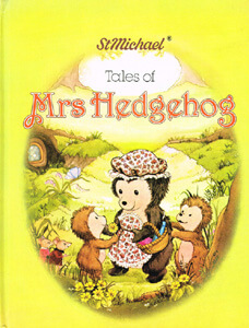 Tales of Mrs Hedgehog book cover image