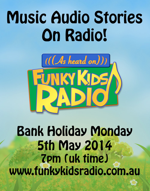 Tot's Radio flyer image