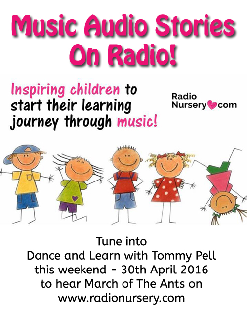 Radio Nursery logo image