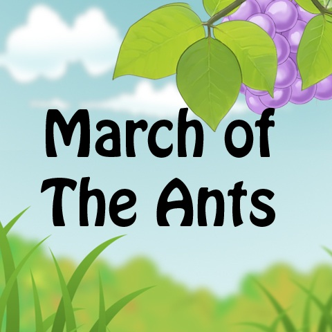 March of the Ants Cd cover image