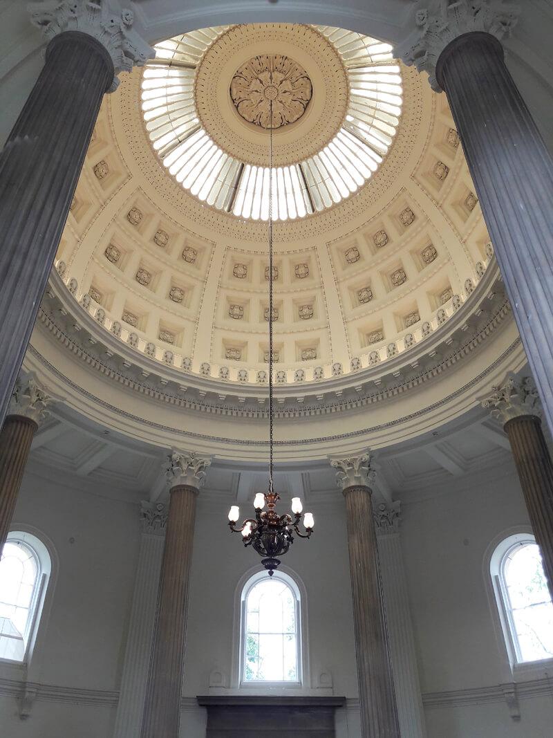 Inside of Brompton Chapel image