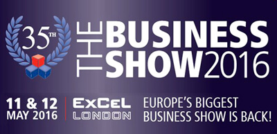 The Business Show 2016 logo image