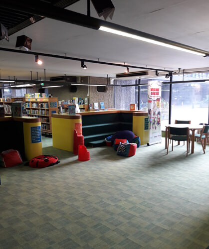 Music Audio Stories at The Barbican Centre - The Children's Library image
