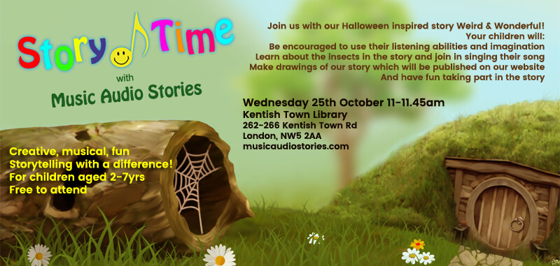 Story Time at Kentish Town image