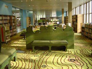 Swiss Cottage Library image