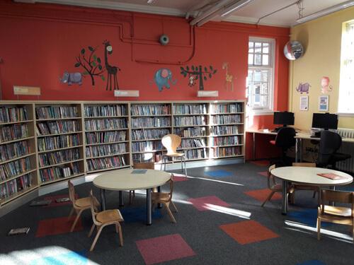 Wimbledon Library image
