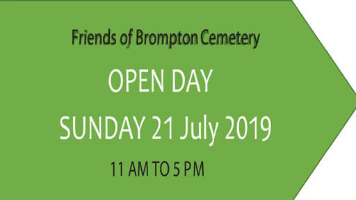 Brompton Cemetery's Annual Open Day image